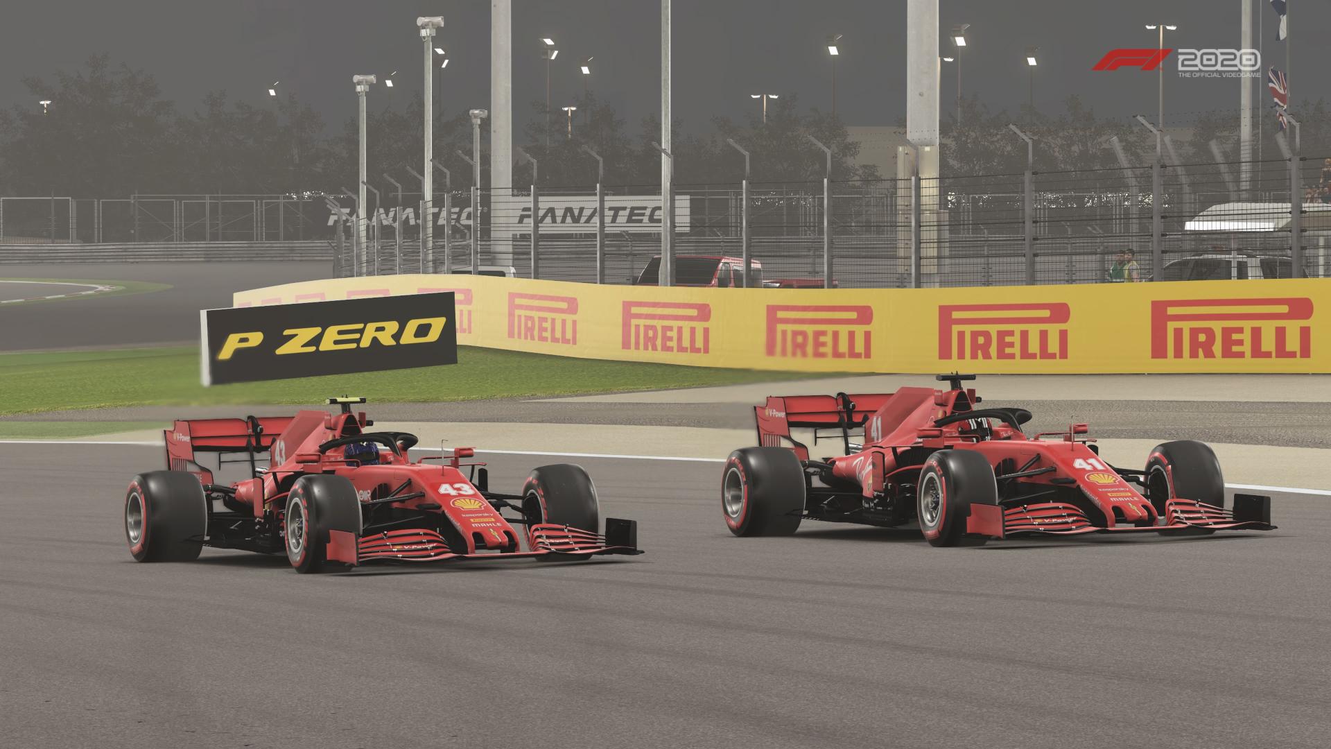 F1 2021, F1 2020, ORC F1
