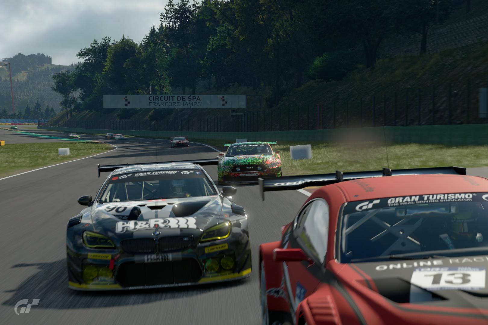 GT Administratoren, Gran Turismo Sport, GT Sport online