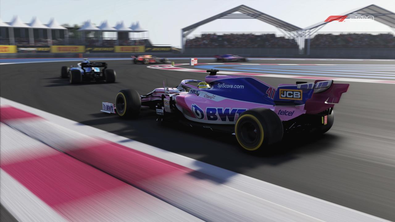 ORC F1 Sport Regelwerk